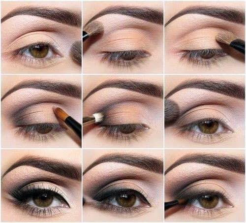 Как правильно сделать макияж на глаз