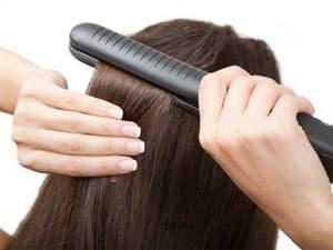 Как пользоваться утюжком для волос видео