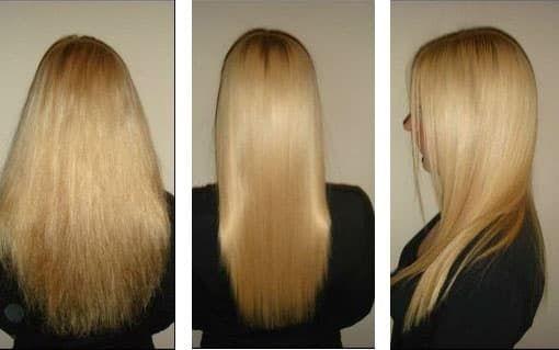 Как делать маску из желатина для волос