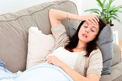 Тошнота при беременности целый день 20