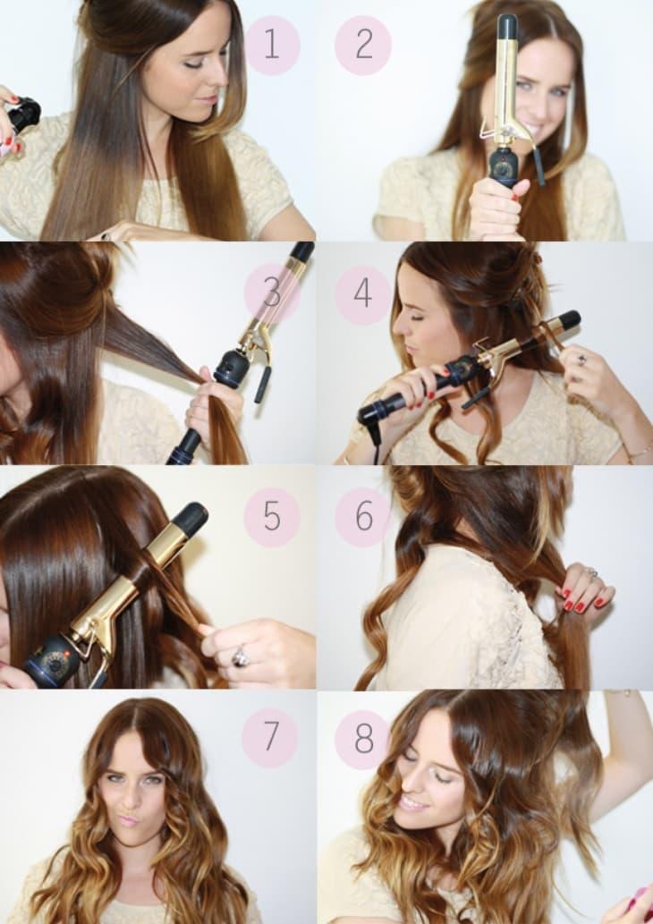 Что сделать чтобы волосы сами вились