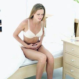 Тянет живот-признак беременности