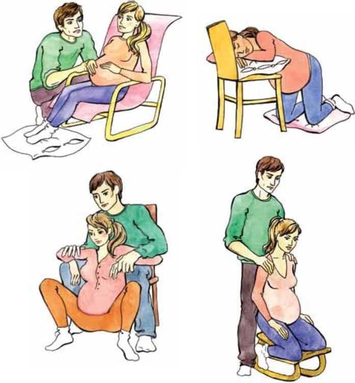 Какие можно использовать позы при беременности