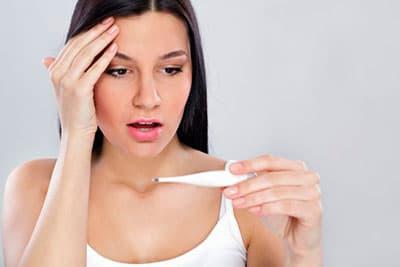 причины температуры 37 при беременности