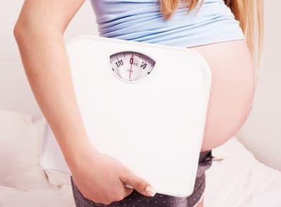 Насколько можно поправиться в период беременности