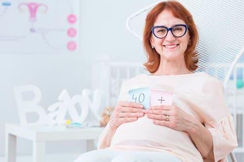 фото до какого возраста может рожать женщина