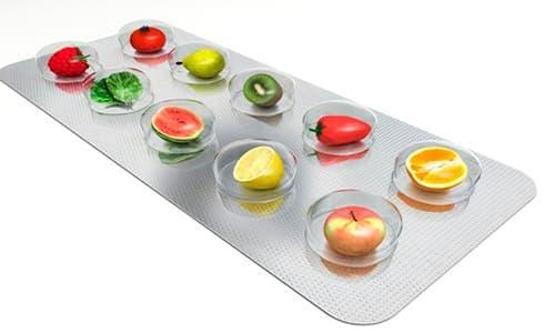 какие витамины пить чтобы забеременеть быстрее
