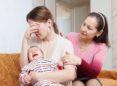 Как долго продолжается послеродовая депрессия
