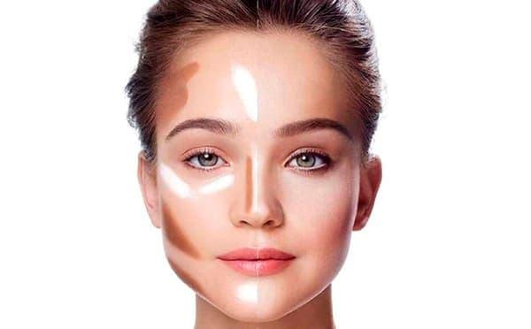 Ровный тон макияжа