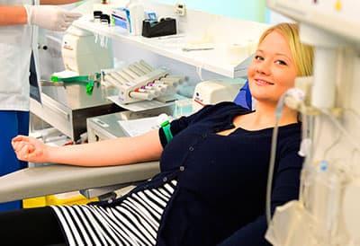 Сдача крови на анализы в период месячных