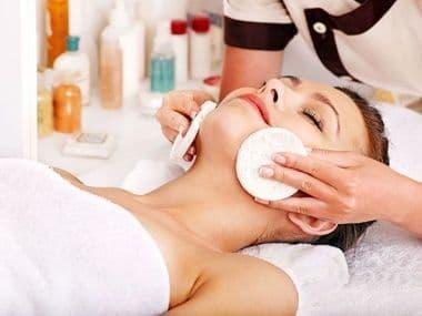 Spa процедуры для лица
