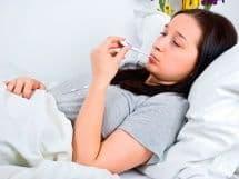 Температура 37 при беременности в третьем триместре