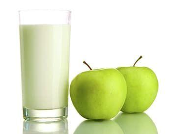 Почему во всех диетах присутствует яблоко