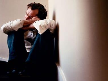 Как мужчины переживают развод