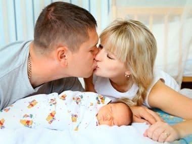 Интимная жизнь после родов