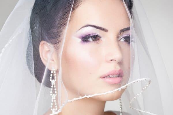 Макияж на свадьбу для подружки пошагово