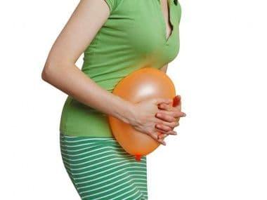 Газы у беременных
