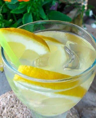 домашний лимонад рецепт из лимонов сода