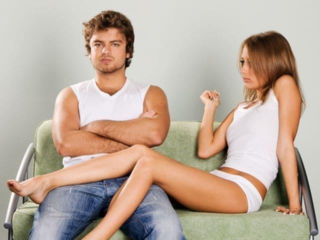 Тесты из темы секс