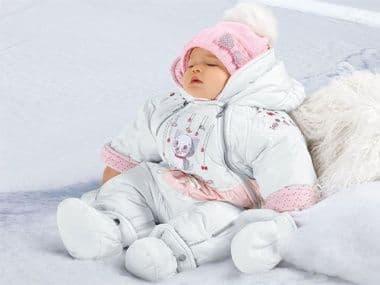 Список вещей для новорожденного зимой Чепчик х/б тонкий 2 шт 60