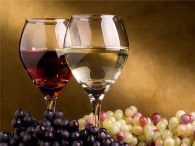 Как похудеть на 2-3 кг за три дня с помощью сухого вина?