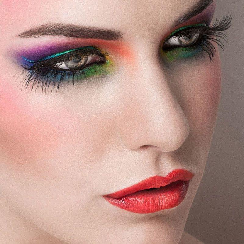 Современный макияж глаз картинки