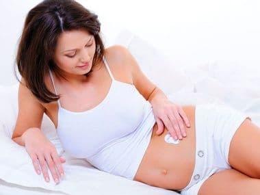 Чешется все тело при беременности