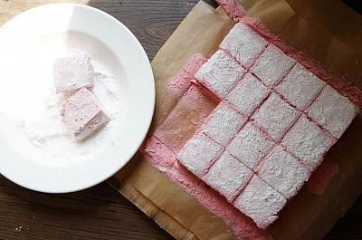 Домашний маршмеллоу рецепт с фото в домашних условиях